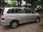 Chính chủ bán xe Toyota Innova sản xuất 2015, màu bạc