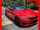 Bán Xe BMW 428i màu đỏ/kem đời 2014 siêu đẹp. Trả trước 550 triệu nhận xe ngay
