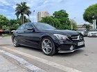 Bán xe Mercedes C250 năm 2015, màu đen, xe nhập