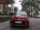 Bán Kia Morning Si AT đời 2017, màu đỏ xe gia đình