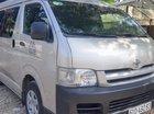 Bán Toyota Hiace tải van 6 chỗ 850kg, máy dầu, đời 2005 chạy được giờ cấm trong nội đô TP