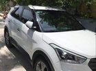 Bán ô tô Hyundai Creta sản xuất 2017, màu trắng, nhập khẩu, đăng kí 2017 màu trắng