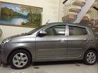 Cần bán xe Kia Morning số tự động 2010 màu xám, xe đẹp nguyên bản