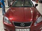 Bán Lexus IS đời 2011, màu đỏ, nhập từ Nhật, đăng ký lần đầu 2011