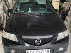 Cần bán Mazda Premacy năm sản xuất 2003, màu đen, xe gia đình sử dụng