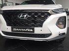 Bán xe Hyundai Santa Fe 2.4L HTRAC sản xuất 2019, màu trắng