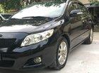 Bán Toyota Corolla XLI AT đời 2009, màu đen, mua một chủ từ đầu