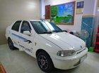 Bán xe 5 chỗ Fiat Siena 1.3 2003, xe màu trắng, máy êm, sử dụng kĩ, bảo trì thường xuyên