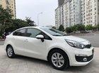 Bán ô tô Kia Rio Sedan, số tự động, 1.4L, nhập khẩu Hàn Quốc đời 2016, màu trắng, nhập khẩu