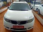 Cần bán gấp Kia Forte S sản xuất năm 2013, màu trắng