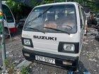 Bán Suzuki Super Carry Van sản xuất 2004, màu trắng, xe nhập