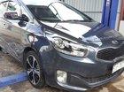 Bán Kia Rondo GAT 2.0AT màu xanh đá, máy xăng, số tự động sản xuất 2016, biển Sài Gòn 1 chủ