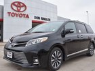 Bán Toyota Sienna Limidted SX 2019, màu đen mới 100% LH: 0982.84.2838