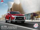 Mitsubishi Outlander Nhật Bản 7 chỗ - Khuyến mãi khủng tháng 07/2019