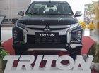Bán xe Mitsubishi Triton 2019, màu đen, nhập khẩu, giao ngay