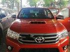 Chính chủ bán Toyota Hilux 2016, màu đỏ, nhập khẩu Thái Lan, giá chỉ 630 triệu