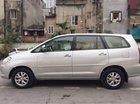 Cần bán xe Toyota Innova G 2009, màu bạc ít sử dụng