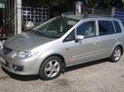 Cần bán gấp Mazda Premacy năm sản xuất 2003, màu bạc số tự động