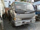Bán xe tải có cần cẩu hiệu JAC sx 2016 - Lh 0931256317 gặp Liên
