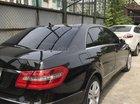 Bán Mercedes E250 sản xuất 2011, form 2012, xe chính chủ nội thất gần như mới nguyên