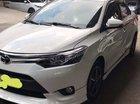 Bán xe Toyota Vios TRD năm 2017, màu trắng, giá chỉ 515 triệu