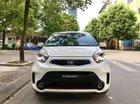 Cần bán xe Kia Morning Si 1.25AT sản xuất năm 2017, màu trắng, giá chỉ 379 triệu