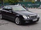 Bán Mercedes W211 đời 2008, màu đen, xe đẹp