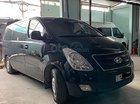 Cần bán xe Hyundai Starex H1 đời 2016, màu đen, nhập khẩu nguyên chiếc, 16 chỗ