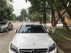 Bán xe Mercedes C200 sản xuất 2015, màu trắng, nhập khẩu, không đâm đụng