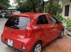 Bán lại xe Kia Morning Van năm sản xuất 2015, màu đỏ