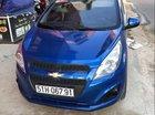 Bán xe Chevrolet Spark đời 2015, màu xanh lam, xe nhập