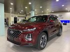 Bán xe Hyundai Santa Fe Premium 2.4L HTRAC sản xuất 2019, màu đỏ