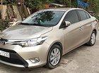 Cần bán xe Toyota Vios đời 2016, màu vàng, giá 456tr