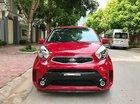 Bán xe Kia Morning Si 1.25 AT 2017, màu đỏ, giá tốt