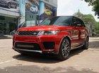 Bán xe LandRover Range Rover Sport HSE đời 2018, màu đỏ, xe nhập