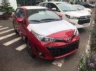 Bán Toyota Yaris năm sản xuất 2019, màu đỏ, nhập khẩu