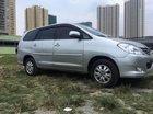 Cần bán Toyota Innova G năm 2010, màu bạc