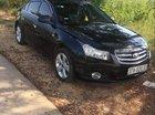 Bán lại xe Chevrolet Cruze đời 2009, màu đen, xe nhập