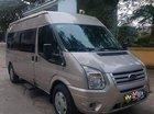 Gia đình cần bán For Transit 2015 số sàn, máy dầu, màu hồng phấn