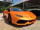 Bán lại xe Lamborghini Aventador đời 2015, nhập khẩu, màu cam