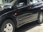 Gia đình bán Ssangyong Kyron đời 2007, màu đen, xe nhập