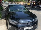 Bán xe Toyota Camry sản xuất năm 2018, màu đen, xe nhập