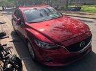 Cần bán lại xe Mazda 6 sản xuất năm 2016, màu đỏ, 638tr