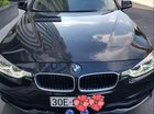 Bán BMW 3 Series 320i đời 2016, màu đen chính chủ
