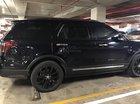 Bán Ford Explorer Limited 2.3L EcoBoost đời 2017, màu đen, nhập khẩu