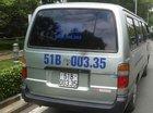 Bán Toyota Hiace Van 2.4 năm 2005, màu xanh lam số sàn
