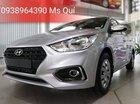 Hyundai Accent 1.4MT Base Bạc + trả trước 140 triệu+ Tặng quà 10 tr