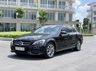 Cần bán xe Mercedes C200 sx, ĐK 2017 1 chủ màu đen
