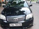 Chính chủ bán ô tô Toyota Vios 2007, nhập khẩu, màu xanh đen
