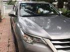 Bán Toyota Fortuner đời 2018, màu bạc, nhập khẩu